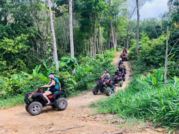 Phuket ATV 1 Hour 450cc Tour
